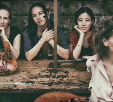 Quatuor Ardeo ©  Franziska Strauss