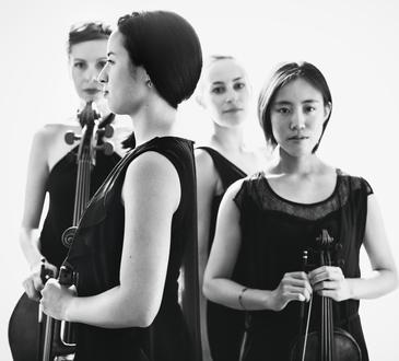 Quatuor Ardéo ©  Franziska Strauss