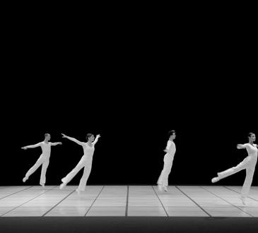 Dance ©  Sol LeWitt