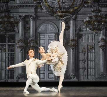 La Belle au bois dormant ©  Yacobson Ballet - Ballet en création