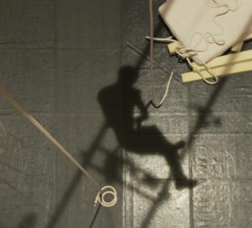Le Vide - Essai de cirque ©  Alan Guichaoua Fratellini