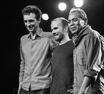 Pierre-de-Bethmann trio ©  CCharpenel